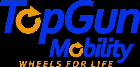 Top Gun Mobility Logo - M